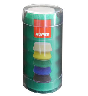 RUPES BigFoot 30/40mm  Polishing Foams Medium Pack of 6