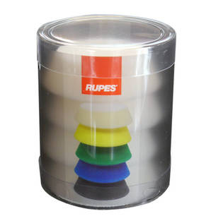 RUPES BigFoot 50/70mm Finishing Foams Ultrafine Pack of 4