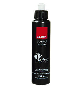 RUPES BigFoot Gel Compound Diamond Gloss Ultra Fine 250ml