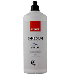 RUPES BigFoot Marine G-Compound Medium 1 Litre