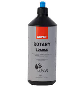RUPES BigFoot Rotary Polishing Compound Coarse 1 Litre