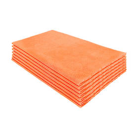 Purestar Microfibre Cloths Pack of 7 - Orange