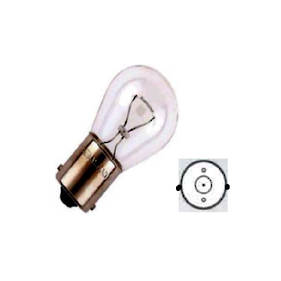 Carklips 12V Single Filament Bulb