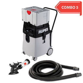 Professional 45L Vacuum Cleaner with Systainer Box Combo RUS245EL COMBO 5