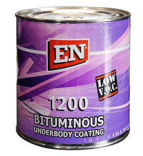 EN Chemicals 1200 Bituminous Underbody Coating 1Kg