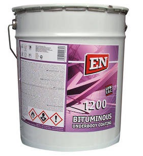 EN Chemicals 1200 Bituminous Underbody Coating 20Kg