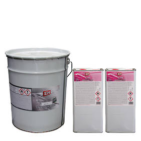 EN 2K Acrylic Paint White 30L Kit