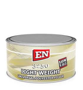 EN Chemicals 3250 Lightweight Polyester Filler 1 Litre