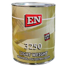 EN Chemicals 3250 Lightweight Polyester Filler 3 Litre