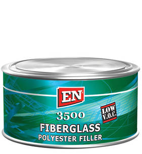 EN Chemicals 3500 Fibreglass Polyester Filler 1.5Kg