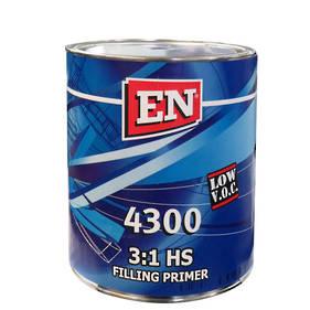 EN Chemicals 4300 2K HS Filling Primer 3:1 3 Litre