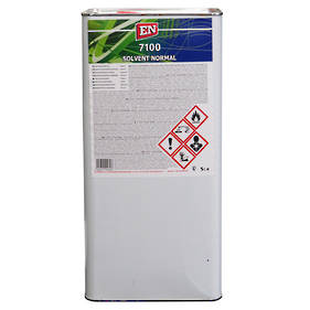 EN Chemicals 7100 Solvent Thinner Normal 5 Litre