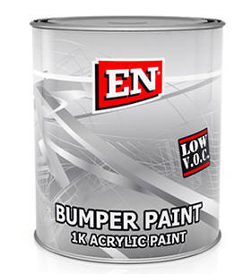 EN Chemicals Bumper Paint 1 Litre