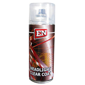 EN Chemicals Lens Clear Transparent Headlight Clear 400ml
