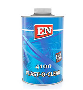 EN Chemicals 4100 Plast-O-Clear 1 Litre