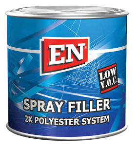 EN Chemicals 3100 Spray Filler 800ml