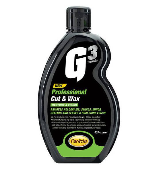 Farecla G3 Professional Cut and Wax 500ml