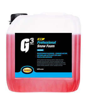 Farecla G3 Professional Snow Foam 3.78 Litre
