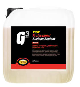 Farecla G3 Professional Surface Sealant 3.78 Litre