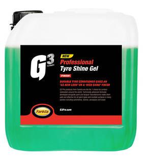 Farecla G3 Professional Tyre Shine Gel 3.78 Litre