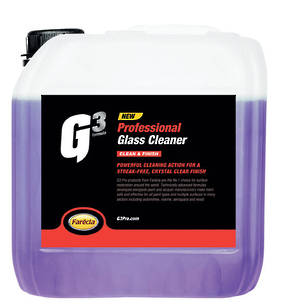 Farecla G3 Professional Glass Cleaner 3.78 Litre