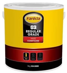 Farecla G3 Regular Grade Paste Compound 3Kg