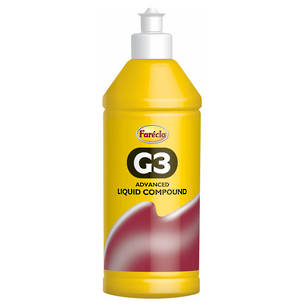 Farecla G3 Advanced Liquid Compound 500ml