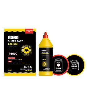 Farecla G360 Super Fast System Compound Kit