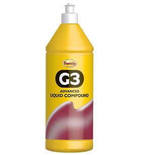 Farecla G3 Advanced Liquid Compound 1 Litre