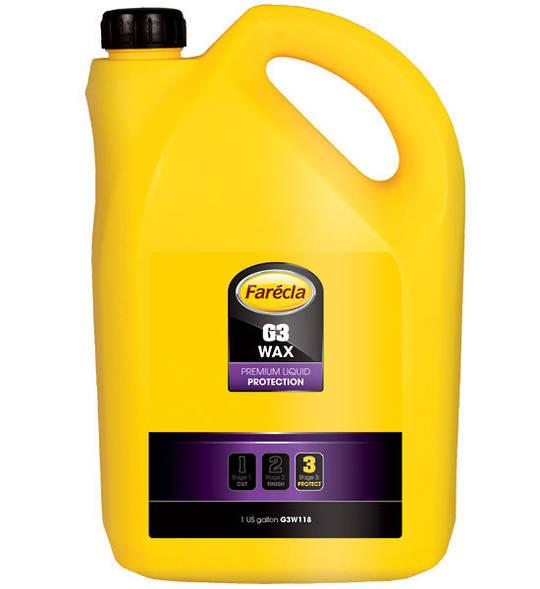 Farecla G3 Wax Premium Liquid Protection 3.78 Litre