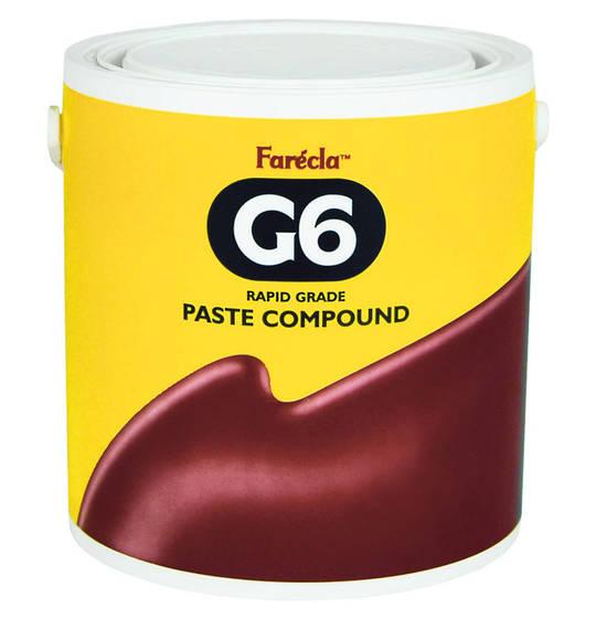 Farecla G6 Rapid Grade Paste Compound 3Kg