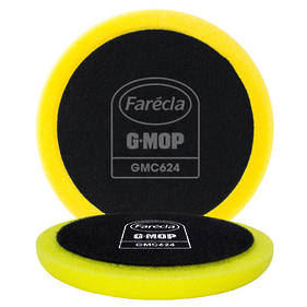 Farecla G Mop 150mm Flexible Yellow Compounding Foam Pack of 2