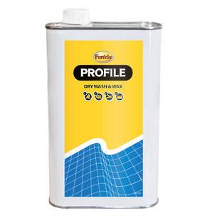 Farecla Profile Dry Wash & Wax 1 Litre