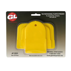 GL 1201 Plastic Spreader Set of 3