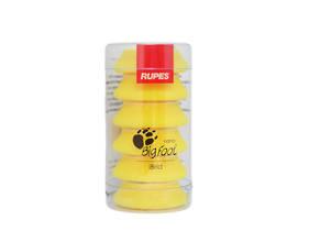 Rupes BigFoot D-A Fine Finishing Foam Pad 40mm Pack of 6