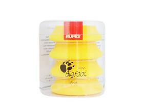 Rupes BigFoot D-A Fine Finishing Foam Pad 70mm Pack of 4