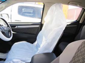Automotive Seat Covers Plastics (250 pcs)