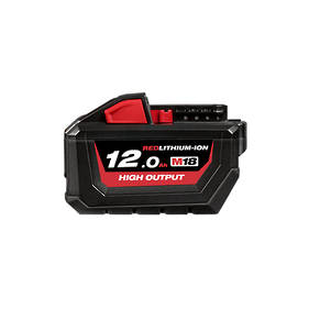 M18 REDLITHIUM-ION HIGH OUTPUT 12.0Ah Battery Pack