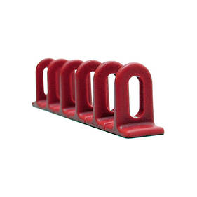 MWM Red Multipads Flat Pack Of 3