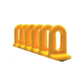 MWM Yellow Multipads Cone Shape Pack Of 3