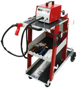 MWM Single Gas Plastic Welder with Built-in Nitrogen Generator