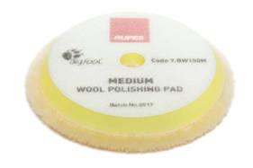 Rupes BigFoot 130/145 mm Wool Polishing Pad Medium