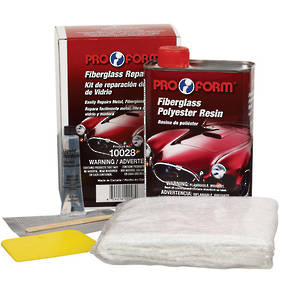 Pro Form Fibreglass Repair Kit 946ml