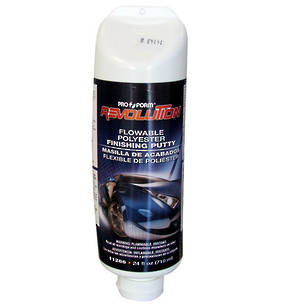 Pro Form Revolution Flowable Polyester Finishing Putty 710ml