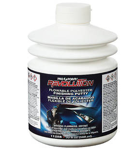 Pro Form Revolution Flowable Polyester Finishing Putty 880ml