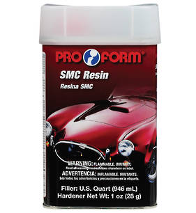 Pro Form SMC Resin 946ml