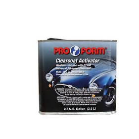 Pro Form Clearcoat Activator Medium 2.5L