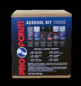 Proform Aerosal 6 Pack Kit 12 oz
