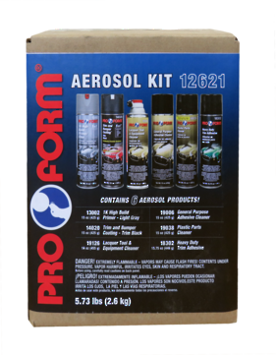 Proform Aerosal Kit 6 Pack 16 oz