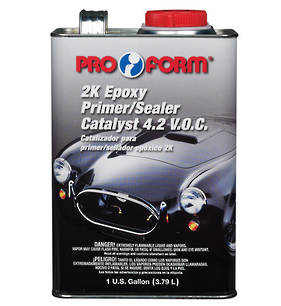 Pro Form 2K Epoxy Primer Catalyst 3.79L